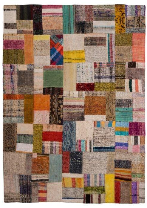 שטיח פצ'וורק (טלאים) דגם 1284