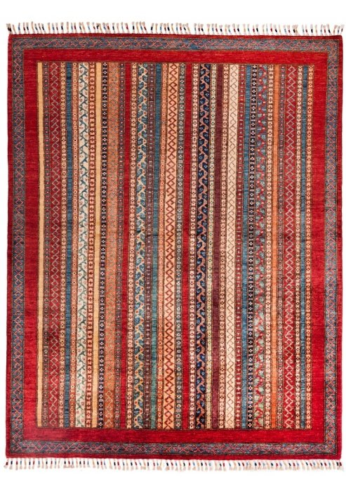שטיח קשקולי פרסי דגם: 1334