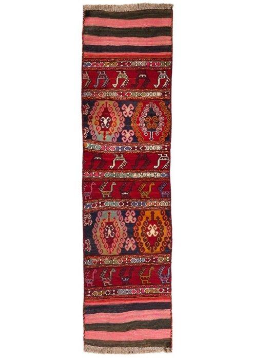 שטיח סומק כורדי ישן דגם: 1302