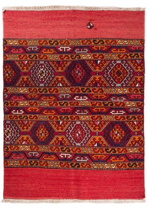 שטיח סומק כורדי ישן דגם: 1304