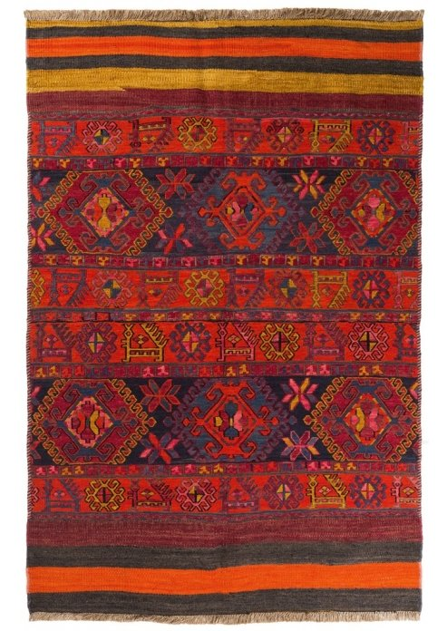 שטיח סומק כורדי ישן דגם: 1321