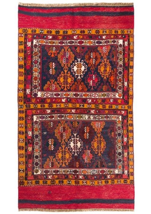 שטיח סומק כורדי ישן דגם: 1323
