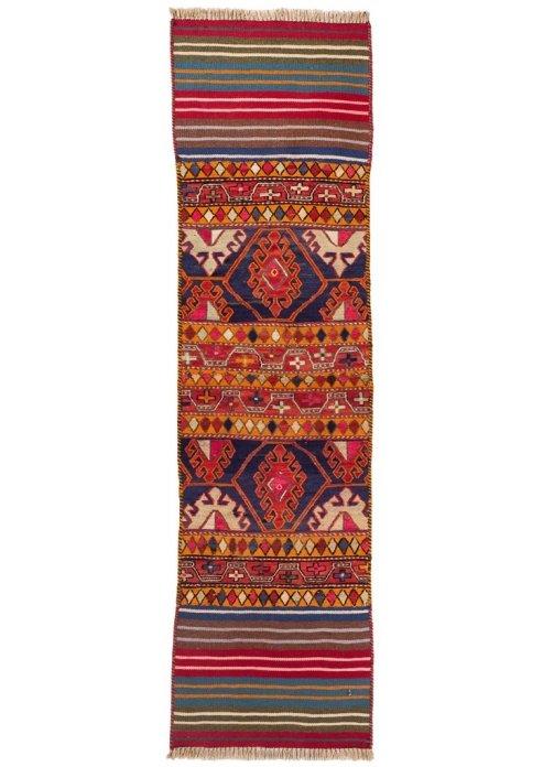שטיח סומק כורדי ישן דגם: 1324
