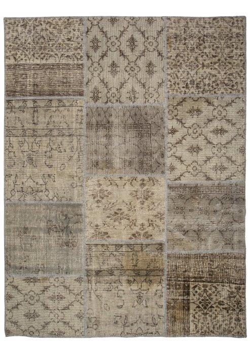 שטיח פצ'וורק (טלאים) דגם: 1545