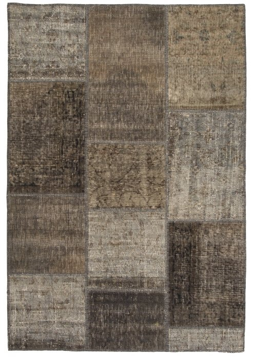 שטיח פצ'וורק (טלאים) דגם: 1549