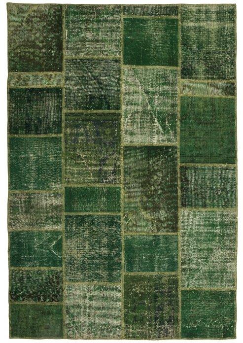 שטיח פצ'וורק (טלאים) דגם: 1552