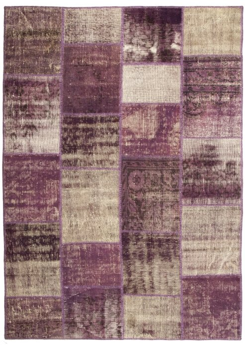 שטיח פצ'וורק (טלאים) דגם: 1557