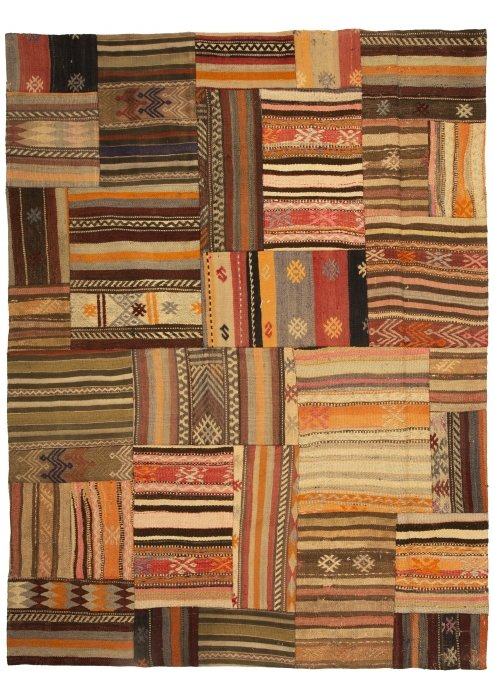 שטיח פצ'וורק (טלאים) דגם: 1572