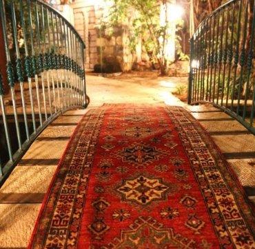 תערוכת שטיחים ב