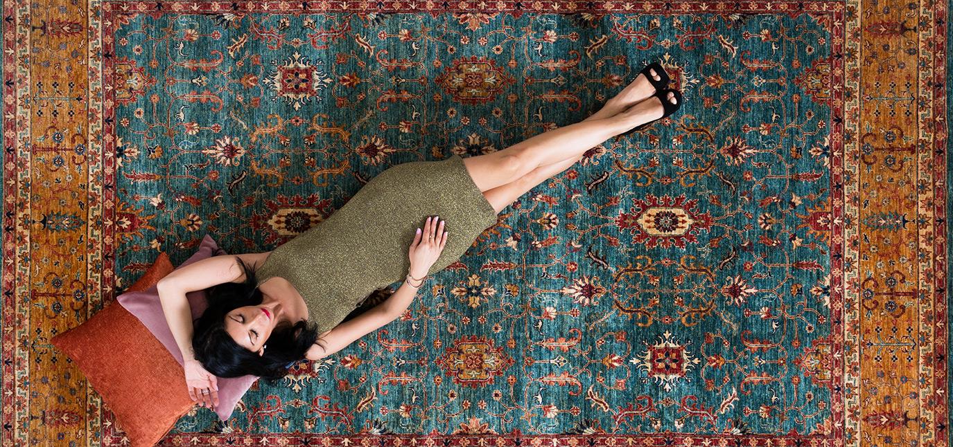 שטיח סראפי-פרסי